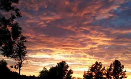 ah sunset too